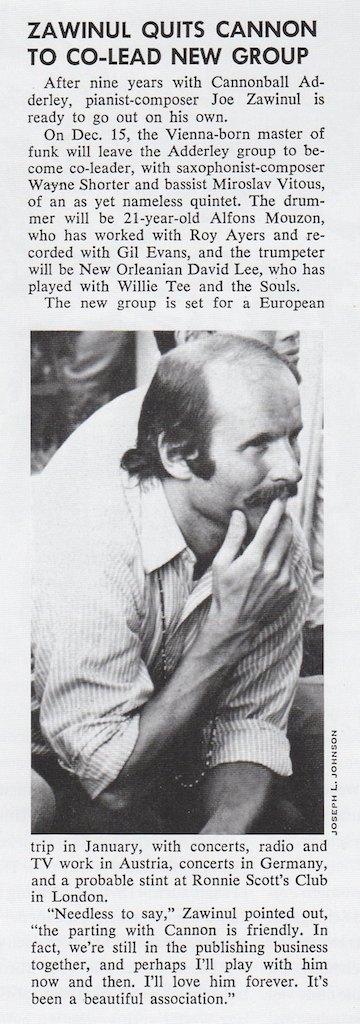 Down Beat, Dec. 10, 1970