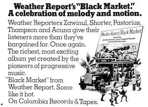 Black Market Ad