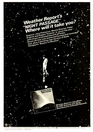Night Passage Ad