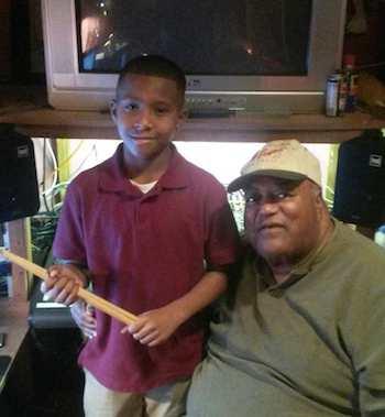 Herschel with DJ